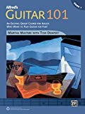 Alfred's Guitar 101, Bk 1: An Exciting Group Course for Adults Who Want to Play Guitar for Fun!, Comb Bound Book (101 Series)