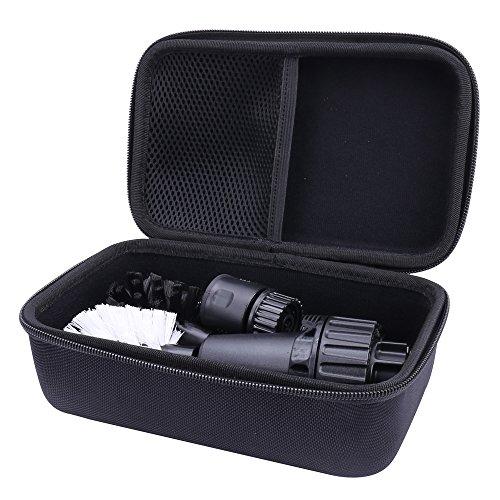Aenllosi Hard Storage Case for Brush Hero Wheel Brush Cleaning Kit (only case)