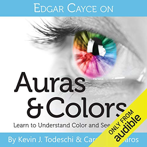 Edgar Cayce on Auras & Colors  By  cover art