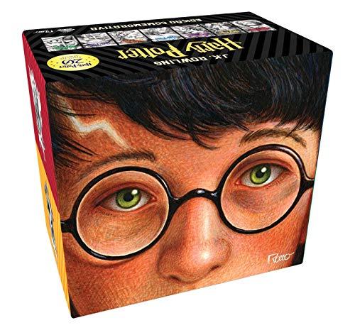 Box Harry Potter Edição Comemorativa 20 Anos