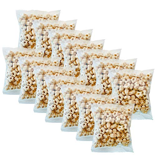Awsum Snacks Quinoa SUPERCEREAL Puffs Cereal Two Weeks Pack (1.5oz 14 pack) Gluten Free Puffed Quinoa Seeds Healthy Kosher Vegan and Diabetic Cereal High Protein And Fiber Crispy Chips