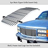 APS Compatible with 94-99 GMC Sierra C K Pickup Suburban Yukon Billet Grille Grill Insert N19-A21058G