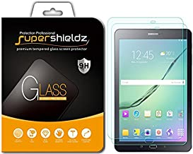 (2 Pack) Supershieldz for Samsung Galaxy Tab S3 (9.7 inch) Screen Protector, (Tempered Glass) Anti Scratch, Bubble Free
