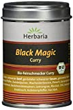 Herbaria 'Black Magic' Curry, 80 g Dose