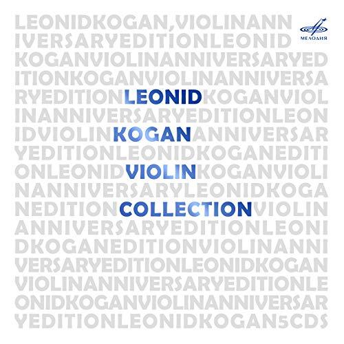 Leonid Kogan-Anniversary Edition
