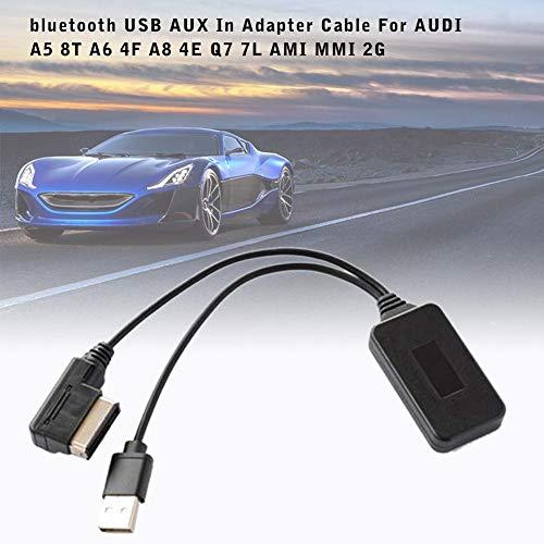 Medien In AMI MMI Zu Bluetooth Audio Aux...