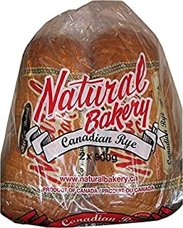 natural bakery rye bread