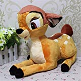 shenlanyu Peluche 35 Cm Lovely Anime Cartoon Little Deer Bambi Muñecas De Peluche De Peluche