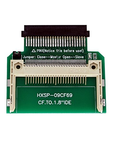 Aiposen CF to 50 Pin 1.8 IDE Adapter