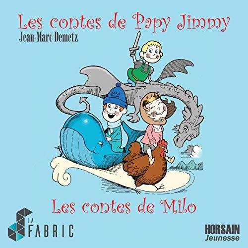 Les Contes de Papy Jimmy cover art