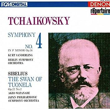 Tchaikovsky: Symphony No. 4 - Sibelius: The Swan of Tuonela