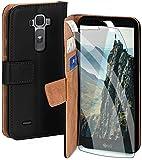 MoEx Premium Kit de Protection à 360° Compatible avec LG G Flex 2 | Protection Totale [étui +...