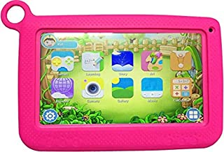 Wintouch K72 Kid Tablet - 7 Inch IPS, 16 GB, Wifi, Pink