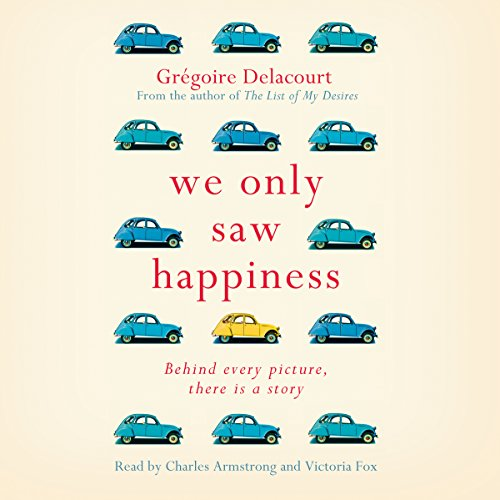 We Only Saw Happiness audiobook cover art