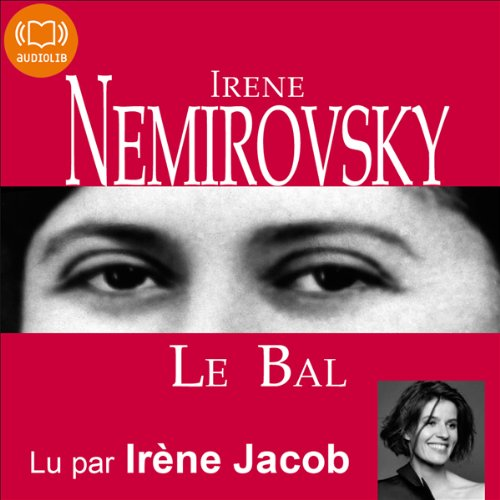 Le Bal  audiobook cover art
