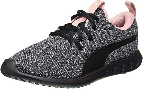PUMA Carson 2 Knit NM Wns, Zapatillas de Running Mujer, Peacoat-Rose Gold,...