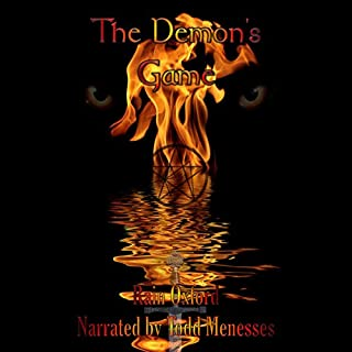 The Demon's Game audiobook cover art