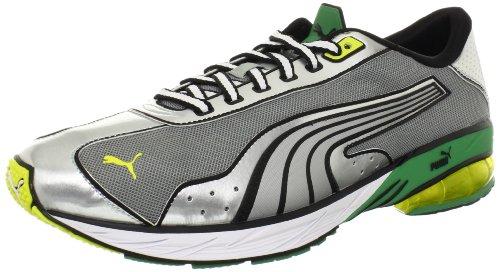 Best value PUMA Men's Toori Run M Running Shoe,SilverBlack