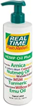 real time hemp oil plus