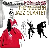 Songtexte von The Modern Jazz Quartet - Fontessa