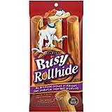 Busy Rollhide Small/Medium Dog Treats, 113 g Bag