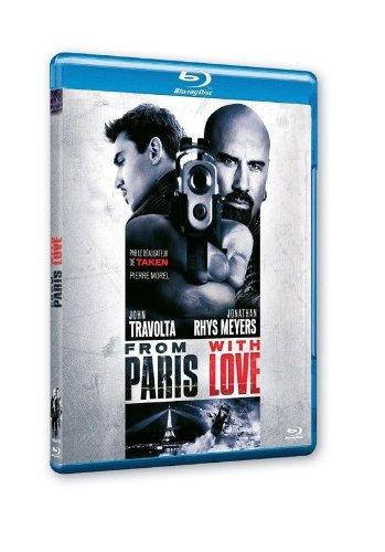 JOHN TRAVOLTA - FROM PARIS WITH LOVE -BLURAY (1 Blu-ray)