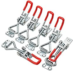 6 Pack Adjustable Toggle Latch Clamp