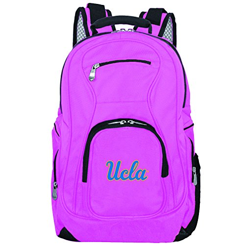 Find Bargain NCAA UCLA Bruins Voyager Laptop Backpack, 19-inches, Pink