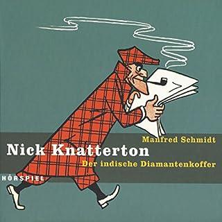 Der indische Diamantenkoffer (Nick Knatterton 2) Titelbild