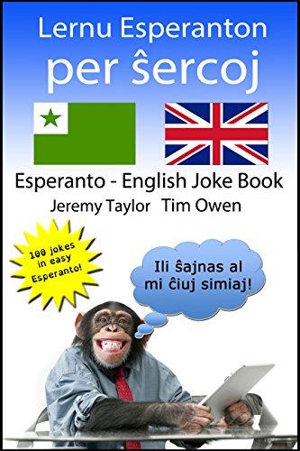 Lernu Esperanton Per Ŝercoj: Learn Esperanto With Jokes (Kindle Edition)