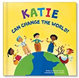 Acts of Kindness for Kids, Self Esteem Books for Kids, Be The Change, Teaching Kindness Manners, Personalized