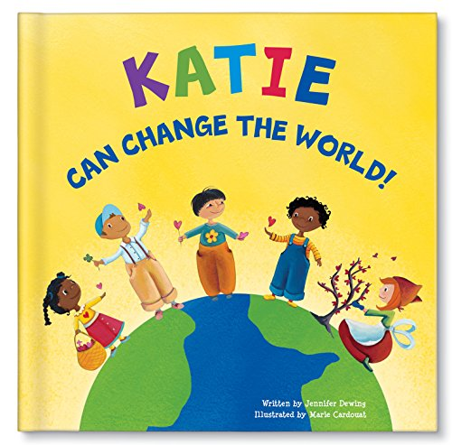 Acts of Kindness for Kids, Self Esteem Personalized Books for Kids