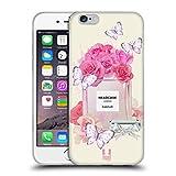 Head Case Designs Profumo Collezione Vanity Cover in Morbido Gel e Sfondo di Design Abbinato Compatibile con Apple iPhone 6 / iPhone 6s