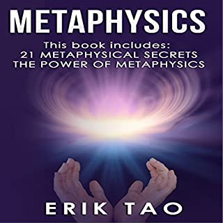 Metaphysics: 2 Manuscripts audiobook cover art