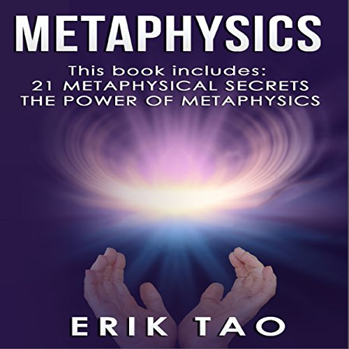 Metaphysics: 2 Manuscripts audiobook cover art