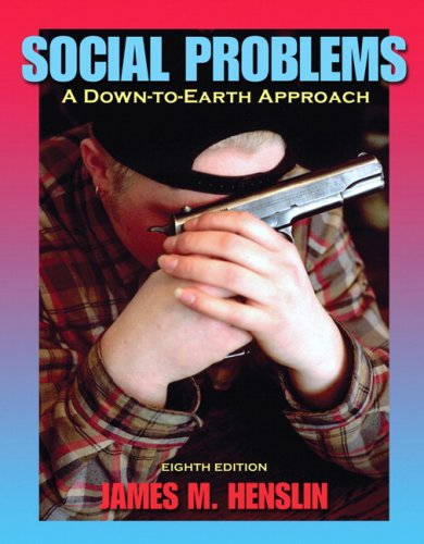 Social Problems: A Down-to-Earth Approach Value Package (includes Seeing the Social Context: Readings to Accompany Socia