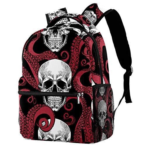 Mochila de fútbol de arena para la escuela, mochila de senderismo, mochila de viaje para mujeres y hombres