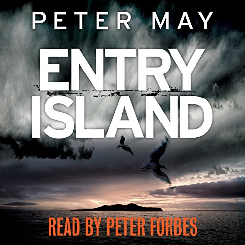 Entry Island audiobook cover art