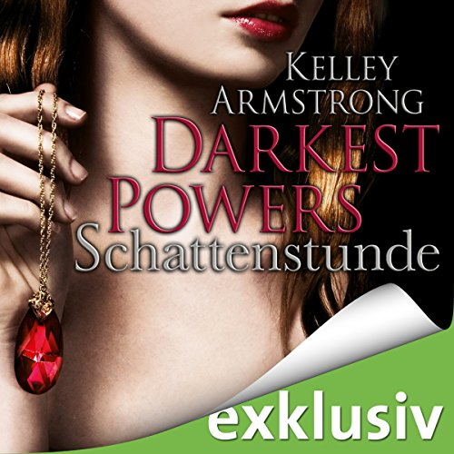 Schattenstunde (Darkest Powers 1) audiobook cover art