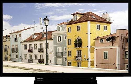 Toshiba 32W3963DA LED-TV 80cm 32 Zoll EEK A+ (A+++ - D) DVB-T2, DVB-C, DVB-S, HD Ready, Smart TV, WL
