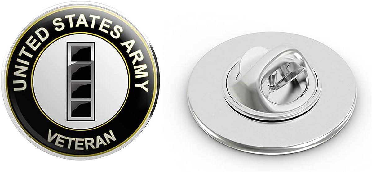 U.S. Army Chief Warrant Officer 4 Veteran Metal 0.75