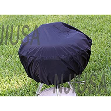 Noa Store BBQ Grill Cover fits Weber Smokey Joe Silver Serving IndoorOutdoor round 14 -15