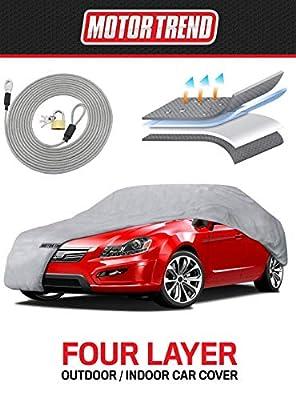 Motor Trend MV-CA2 4-Layer 4-Season Auto