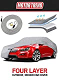 Motor Trend 4-Layer 4-Season (Waterproof Outdoor UV Protection for...