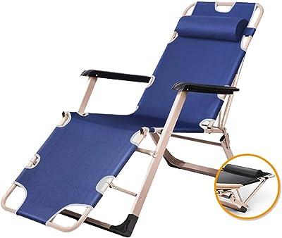Amazon.com: Reclining Garden Chair Outdoor Garden Camping ...