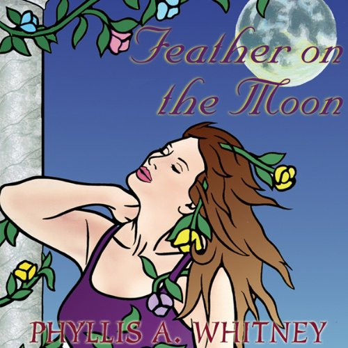 Feather on the Moon  By  cover art