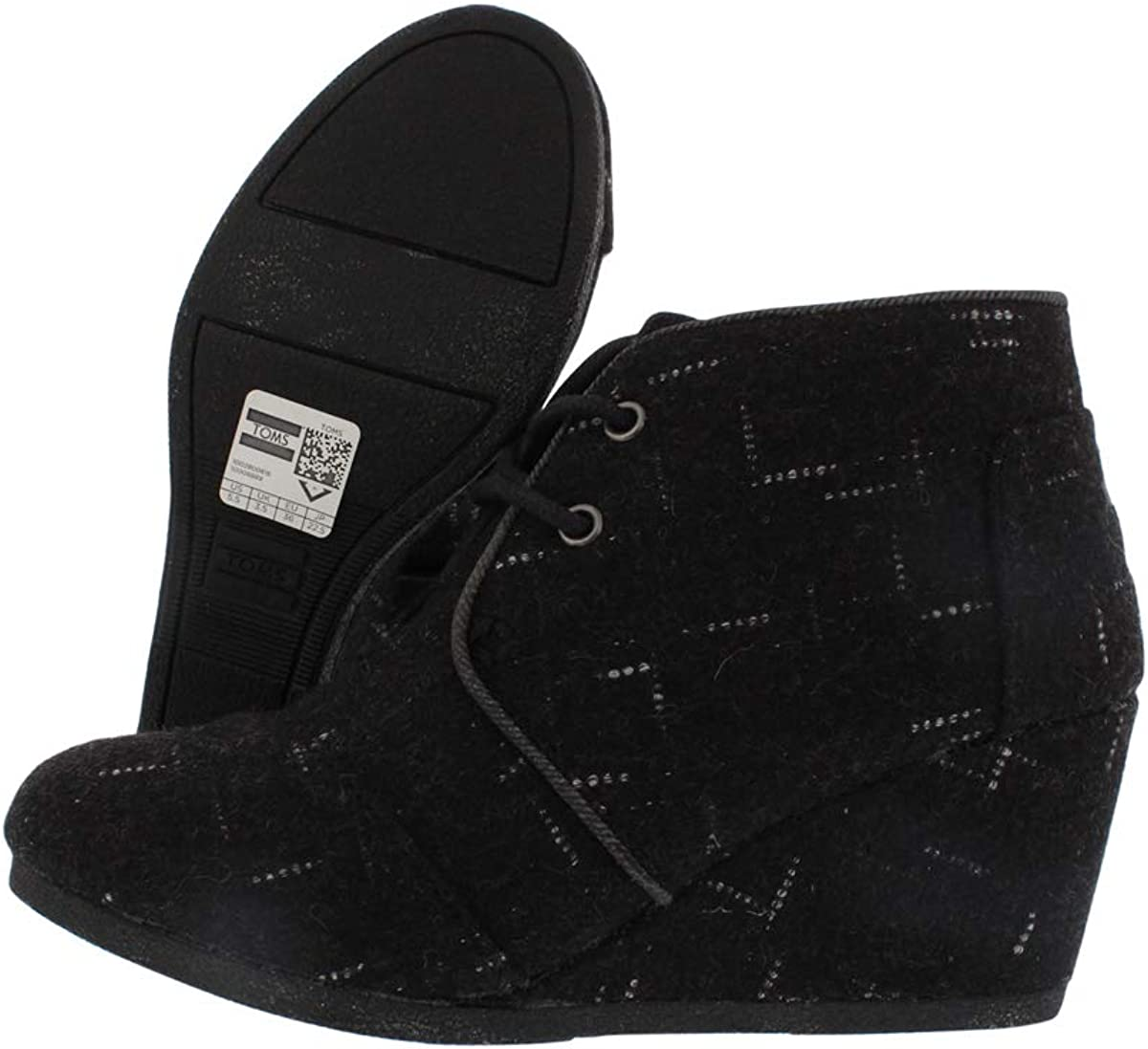 TOMS Women's Tampa Mall Sale special price Desert Wedges