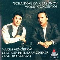 Tchaikovsky: Violin Concerto / Glazunov: Violin Concerto