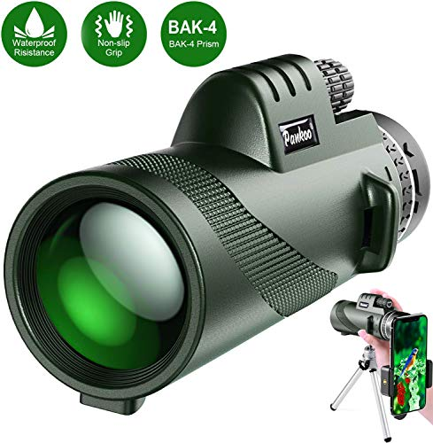 Learn More About Pankoo Monocular Telescopes 40x60 High Power Prism Monocular HD Dual Focus Scope fo...