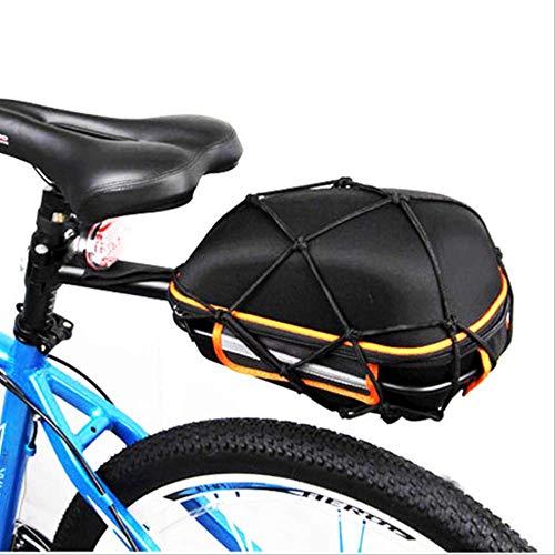 mengzhong Fiets harde shell quick-release achterste plank pakket Draagtas staart doos + achterste plank harde shell pakket mountainbike plank pakket